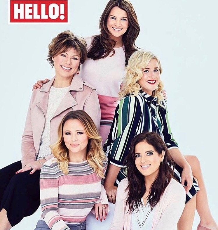 star mum hello next campaign white middle class