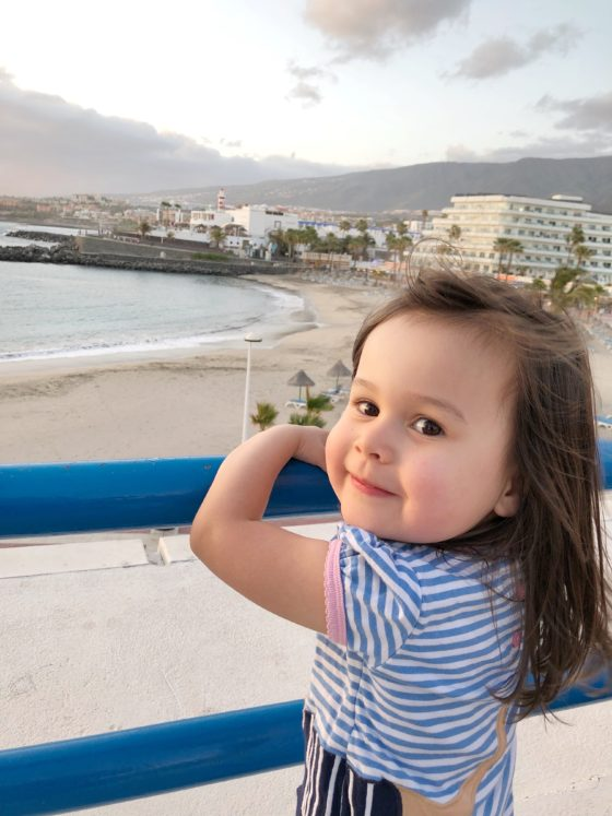 tenerife toddler