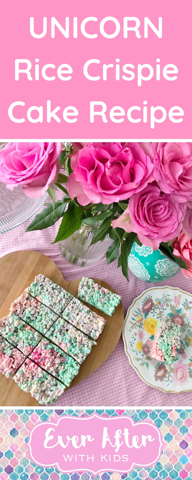 rice crispie cake recipe easy kids