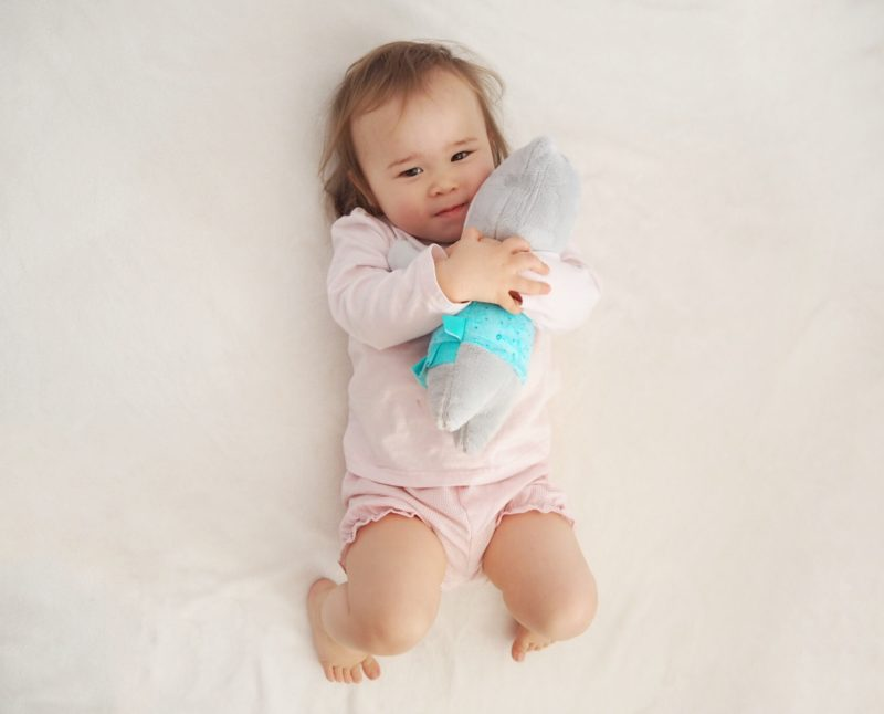 myhummy baby bear sleeping review