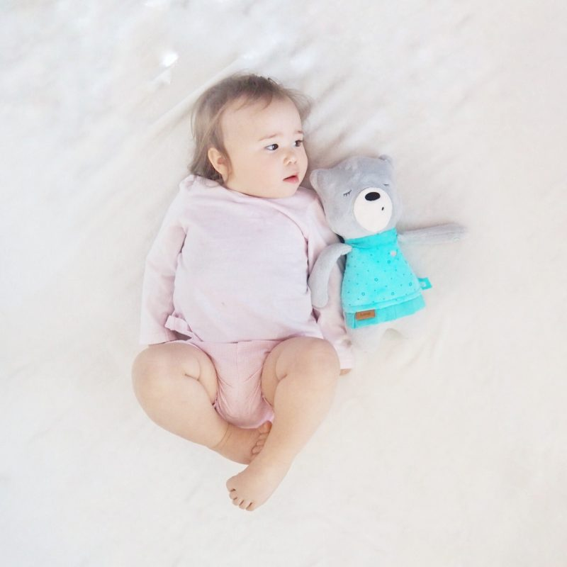myhummy bear lena baby review