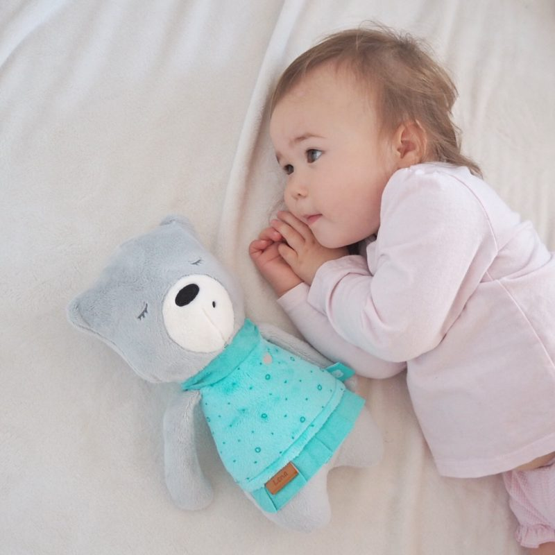 myhummy bear sleep baby newborn