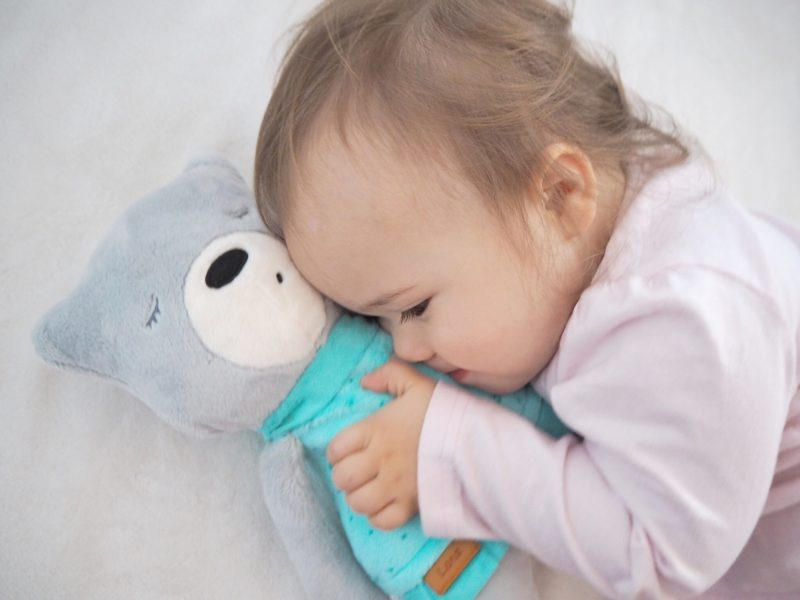 myhummy bear sleep baby review