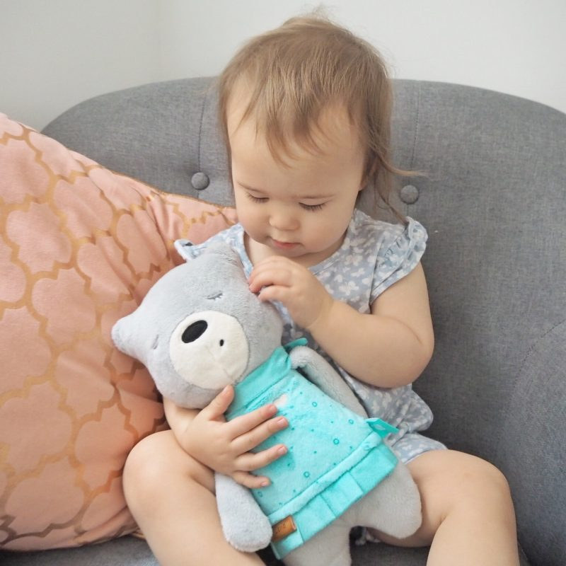 myhummy bear review sleeping aid white noise