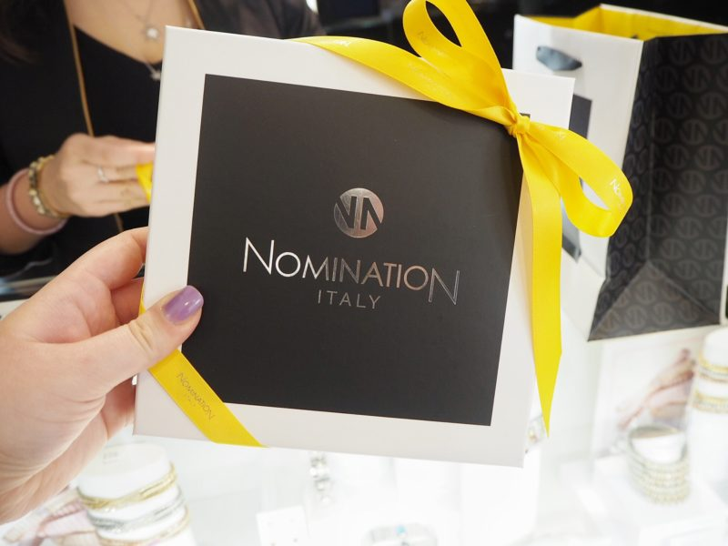 nomination box