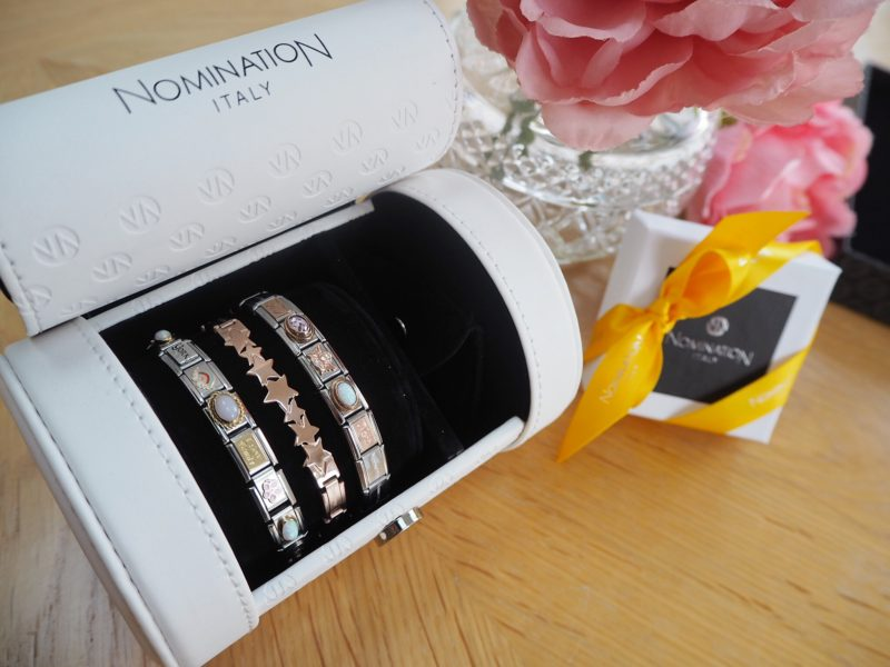nomination jewellery box free