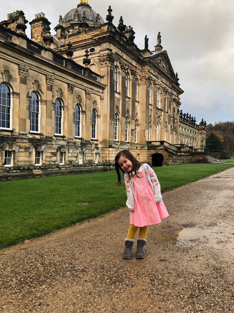 castle howard review with kids
