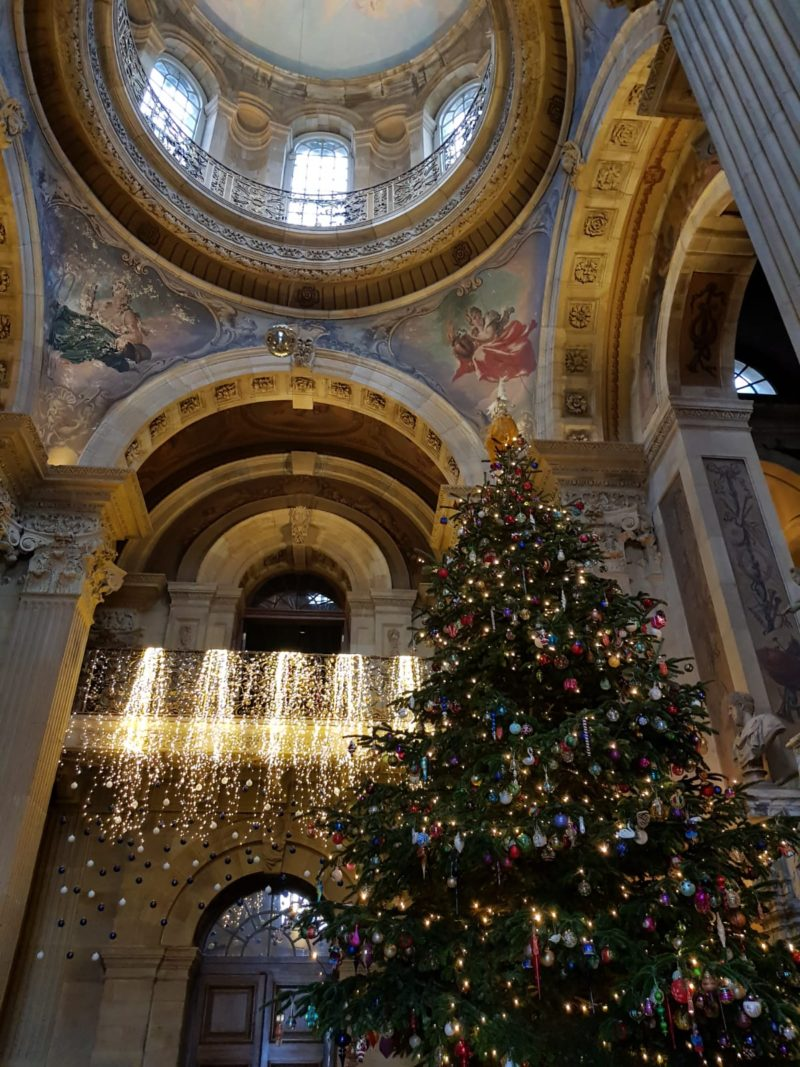 castle howard christmas tree