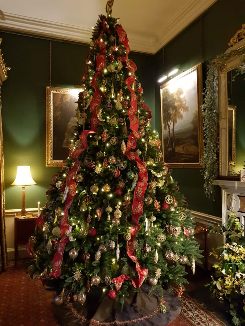castle howard xmas