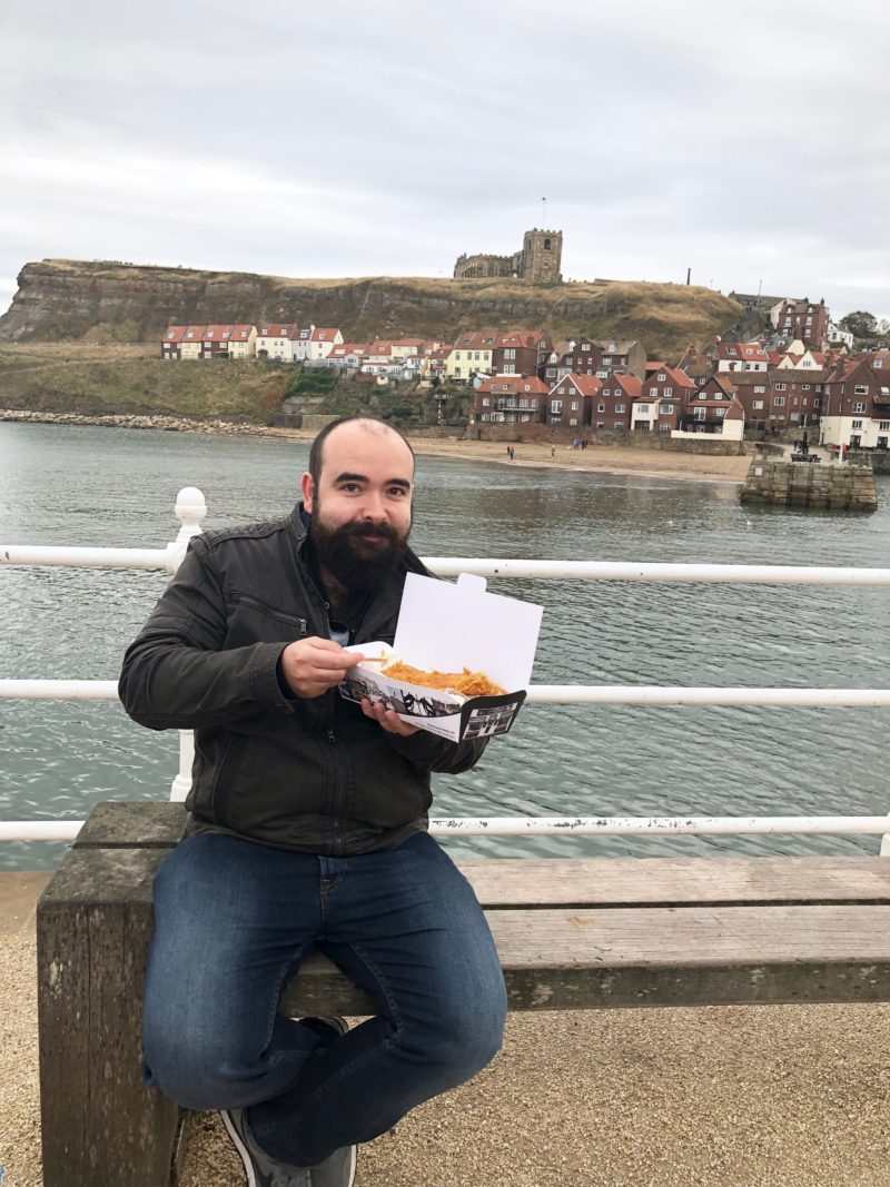 whitby magpies fish chips