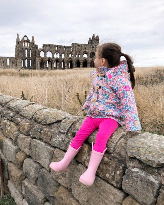 whitby abbey draculas castle