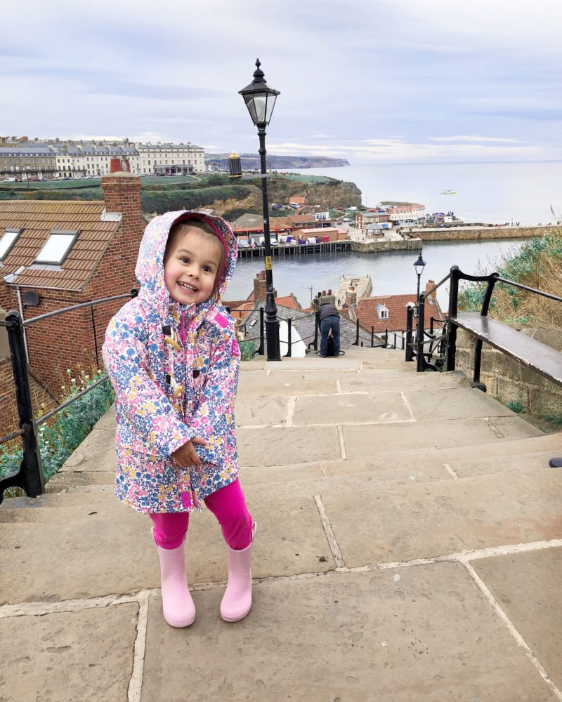 whitby 199 steps