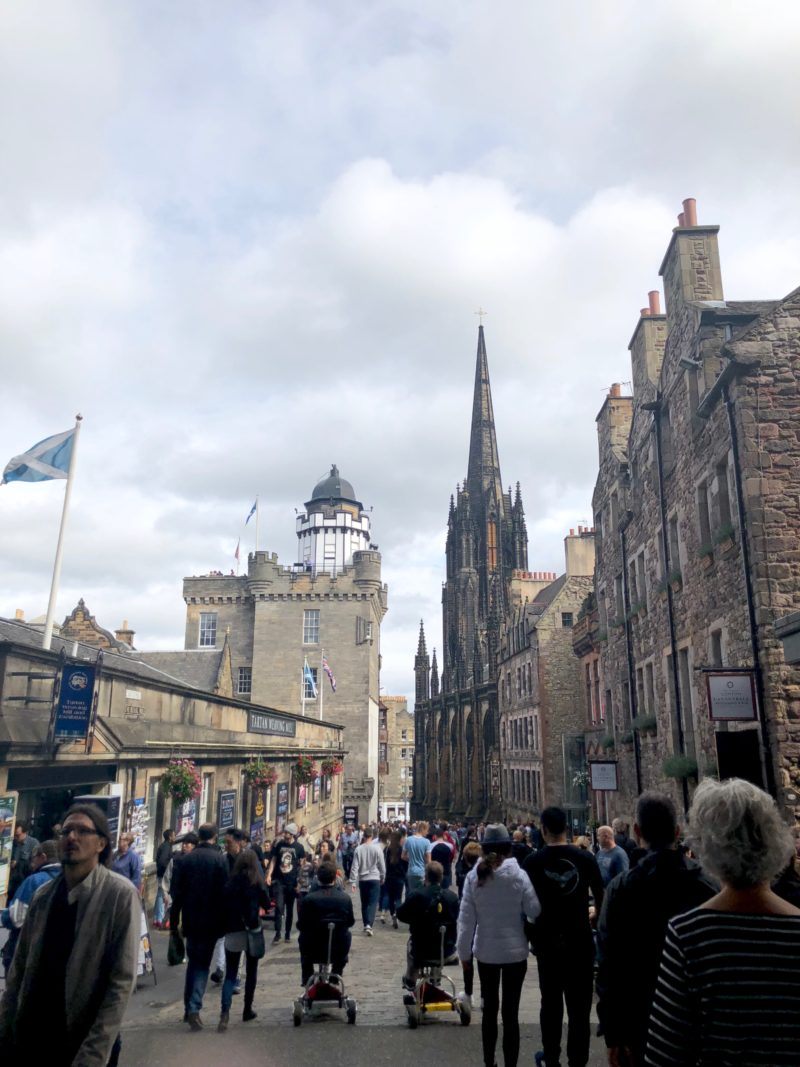 edinburgh royal mile