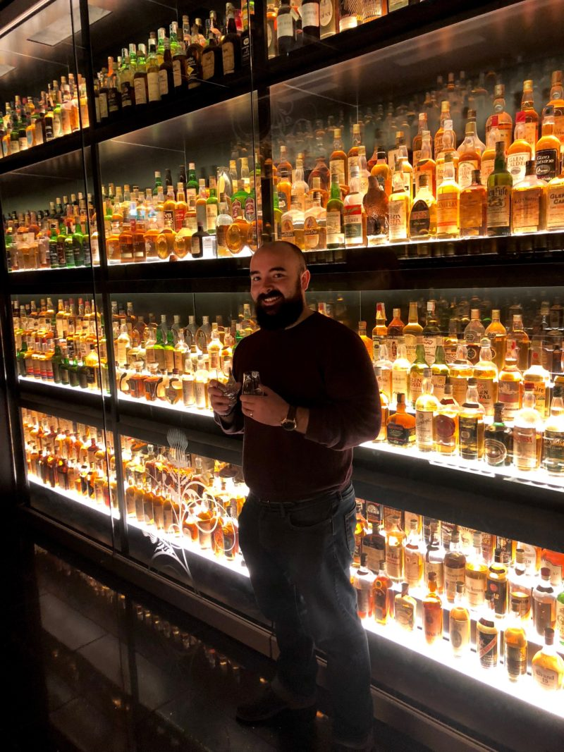 whisky experience vault edinburgh