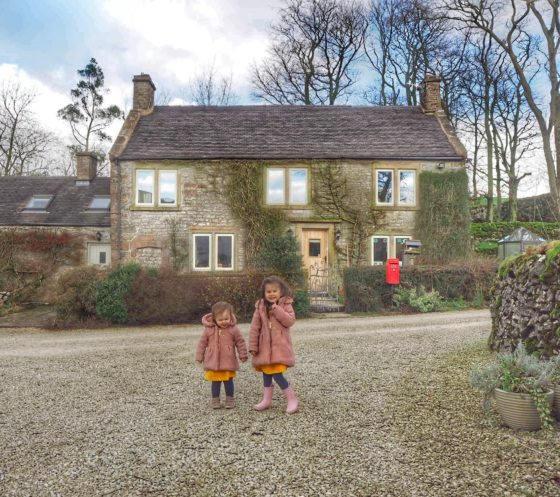 wheeldon trees farm peak district baby friendly boltholes