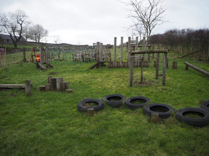 wheeldon trees farm play area