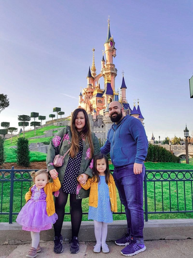 disneyland paris with toddlers kids children
