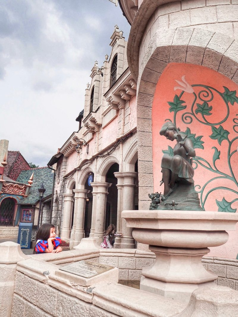disneyland paris with toddlers young children
