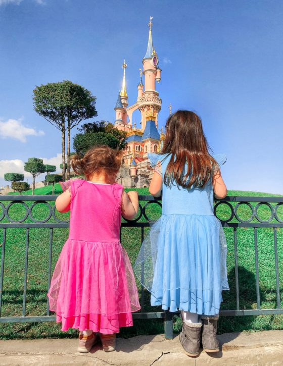 disneyland paris with toddlers kids
