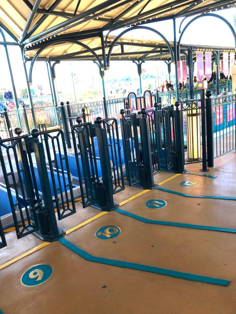 disneyland paris with toddlers rides