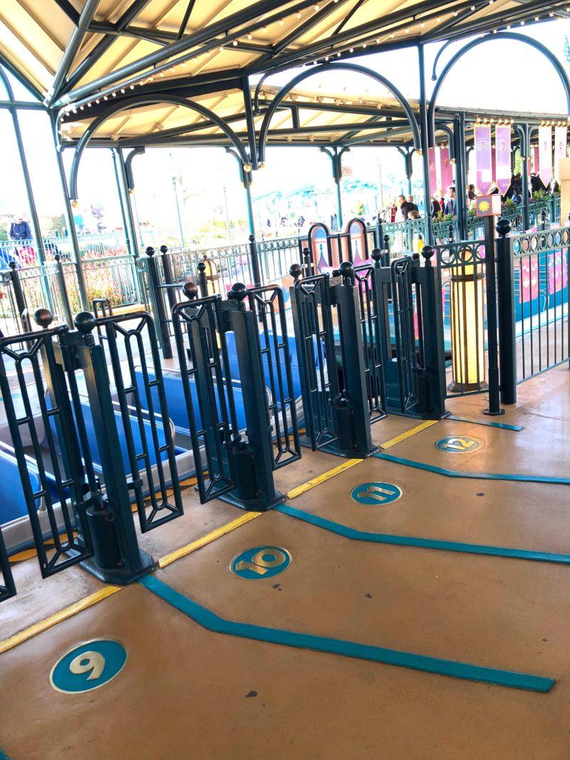 disneyland paris with toddlers rides