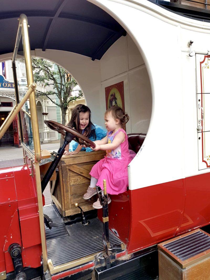 disneyland paris with toddlers
