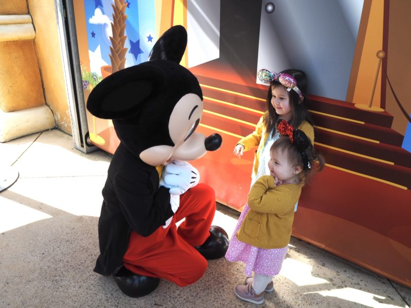 disneyland paris with toddlers mickey mouse