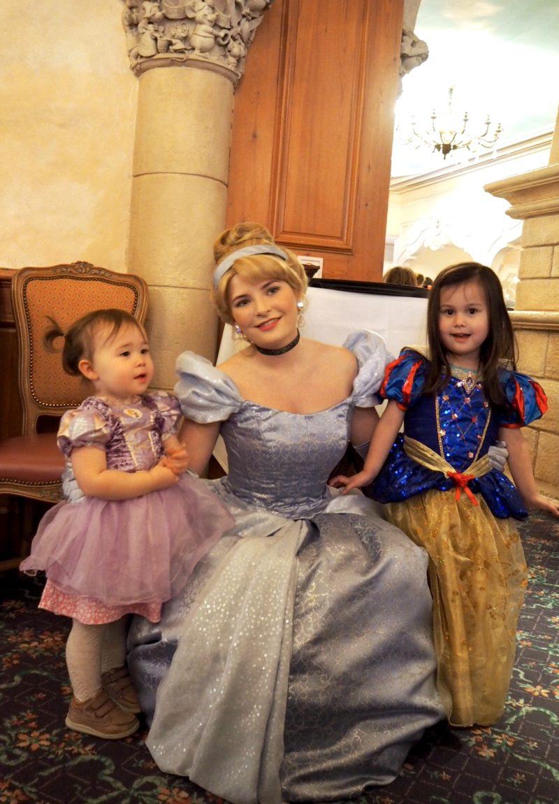 disneyland paris auberge de cendrillion with toddlers
