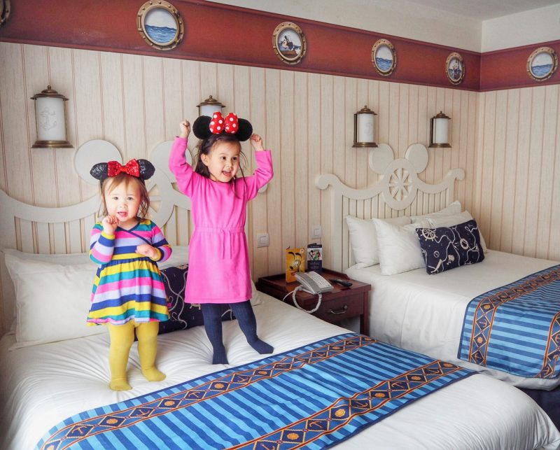 disneyland paris with toddlers kids newport bay club hotel