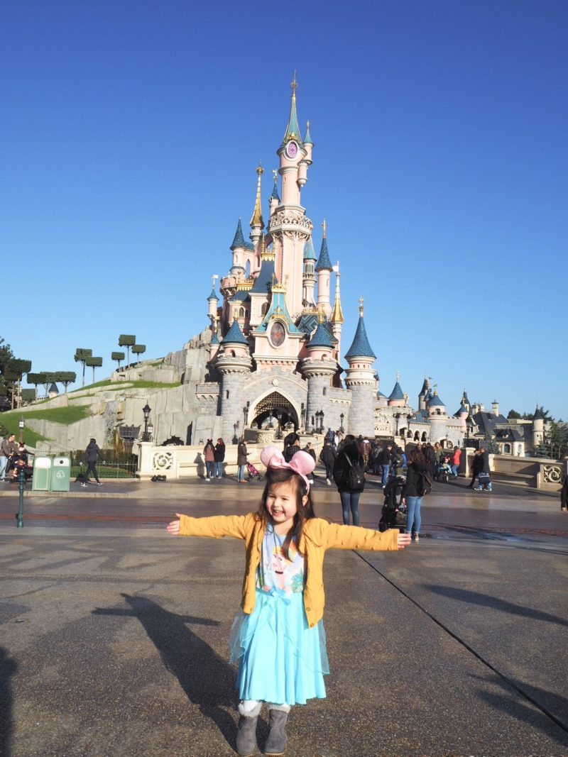 disneyland paris holiday with toddlers