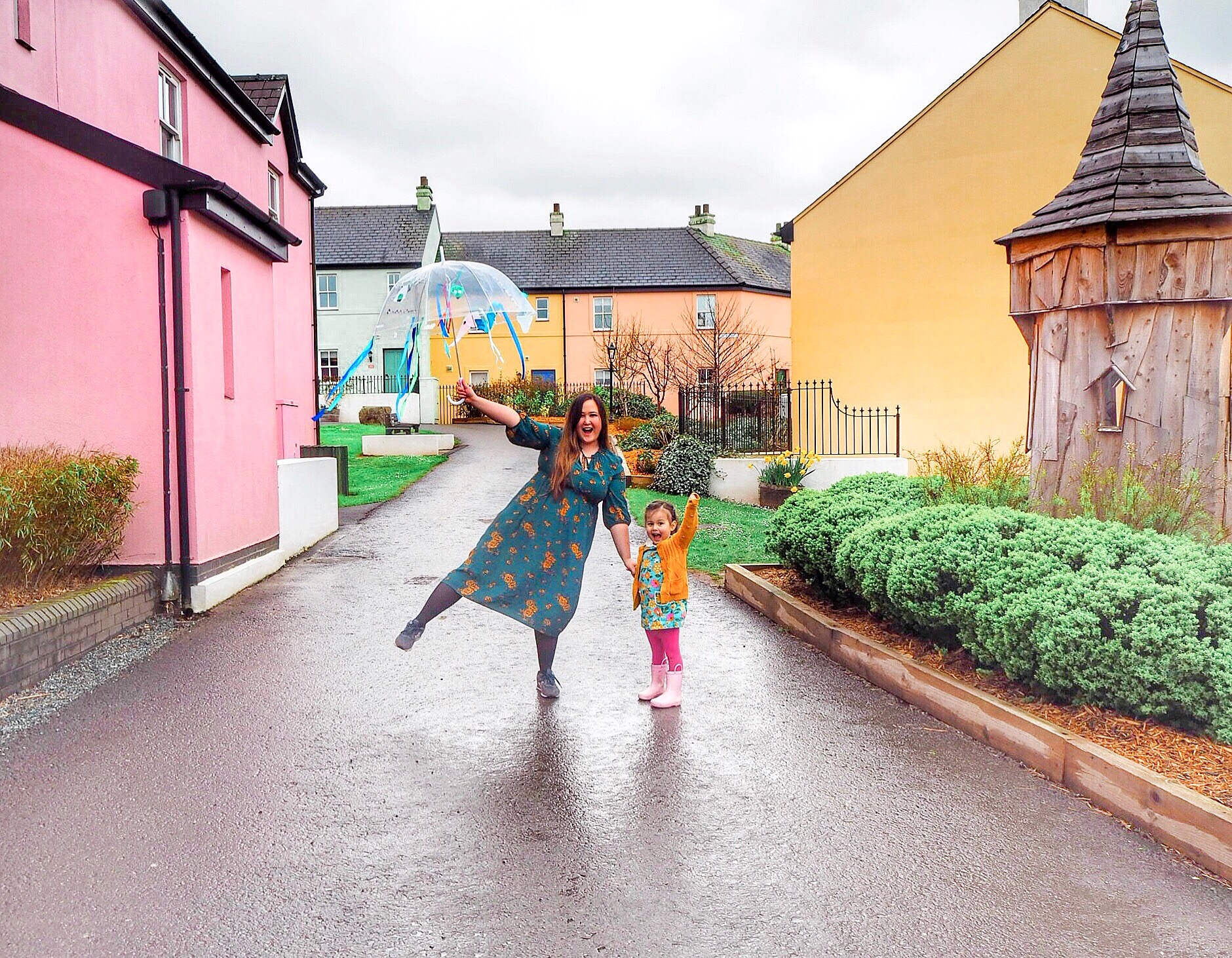 bluestone wales village review toddlers
