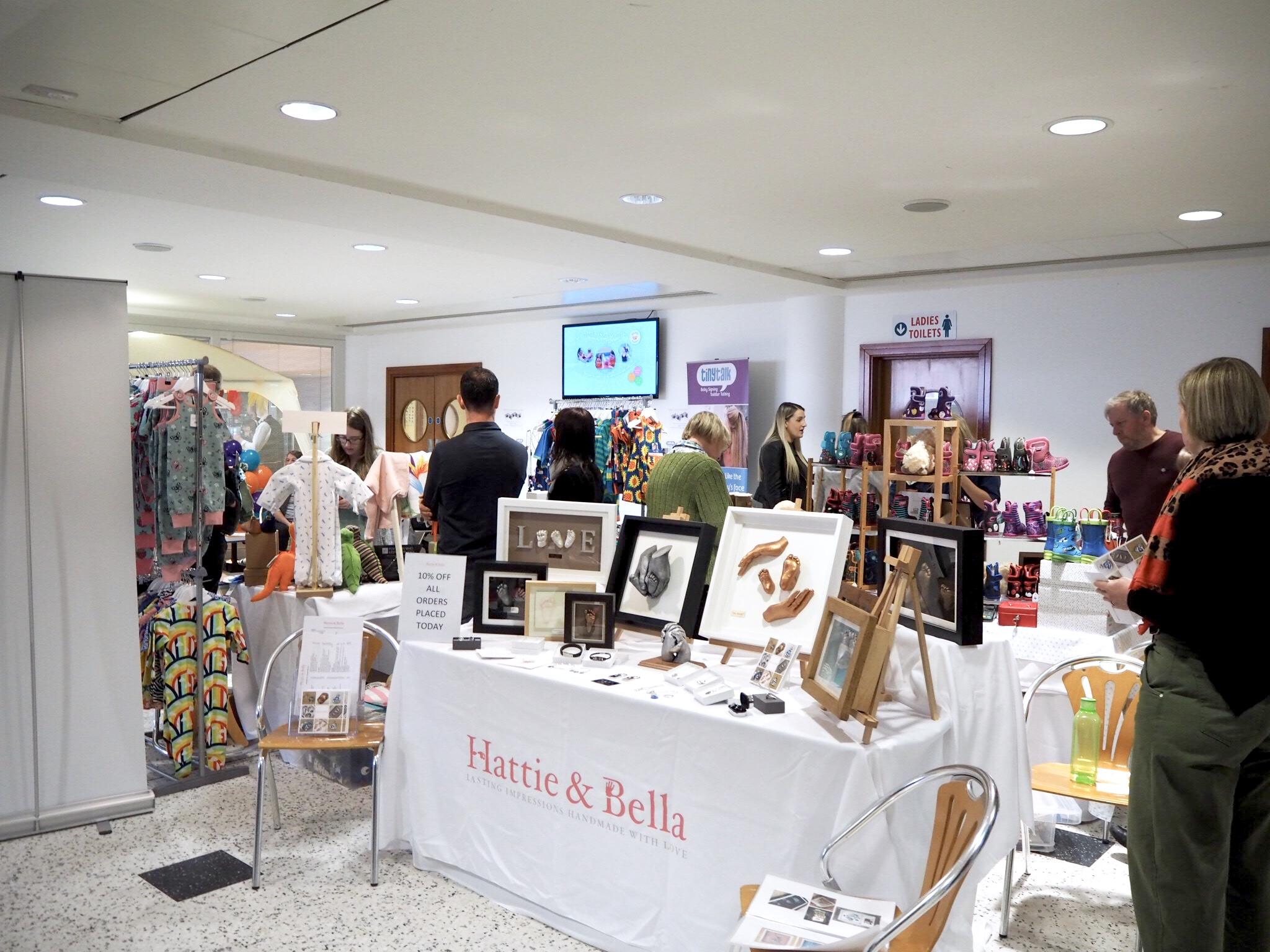 hattie bella york bump baby expo