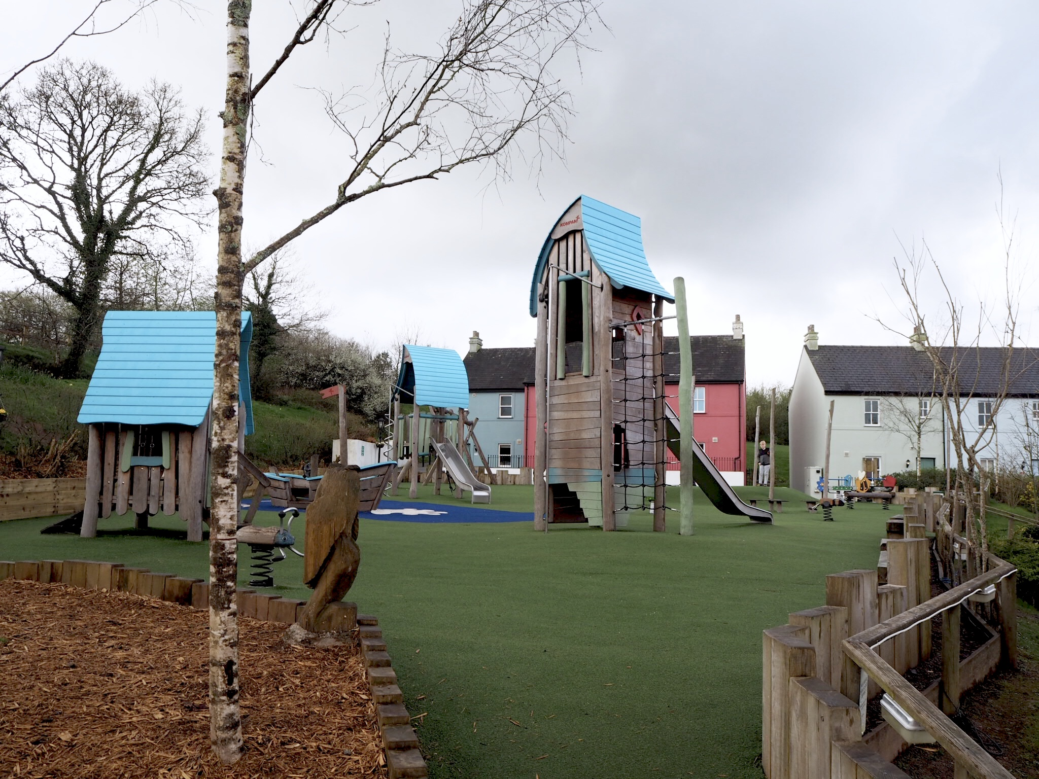 bluestone wales play area