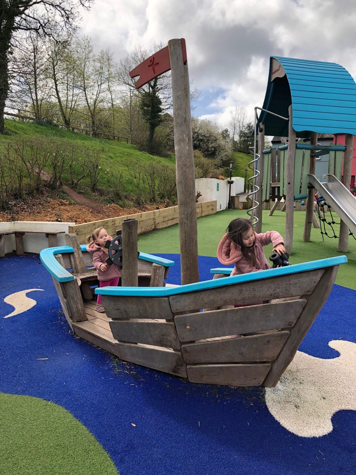 bluestone wales playground