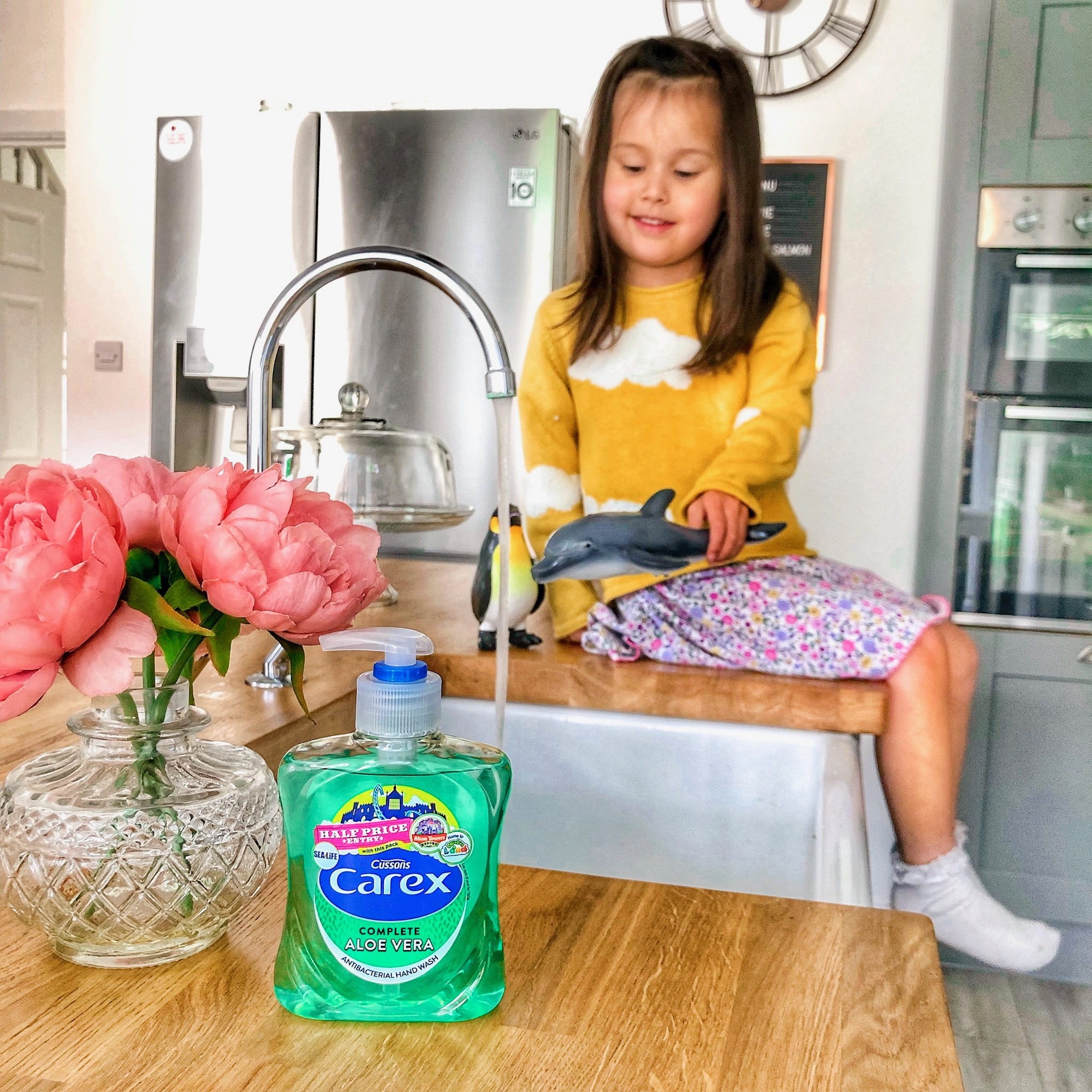 giveaway win competition sea life centre carex