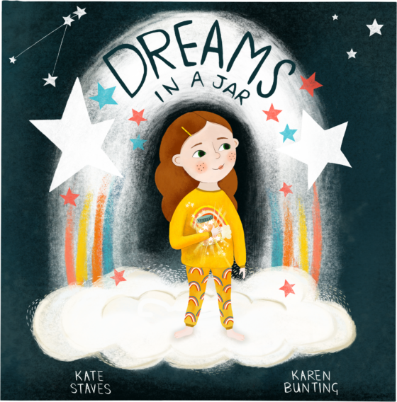 dreams in a jar by kate staves and karen bunting