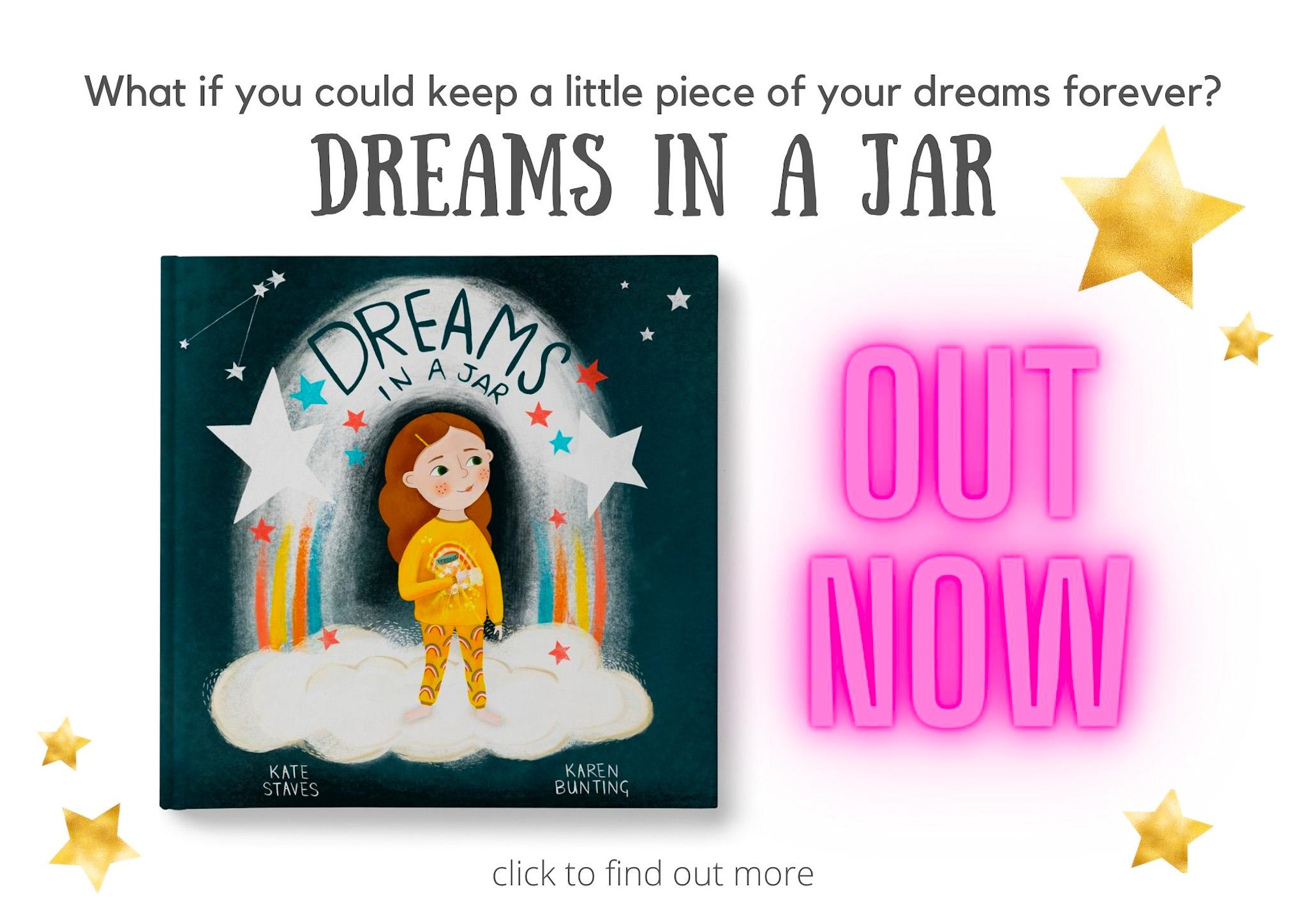 dreams in a jar kate staves